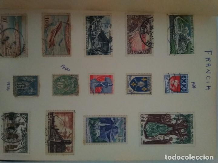 Sellos: Lote 200 sellos extranjeros antiguos. - Foto 3 - 146856178