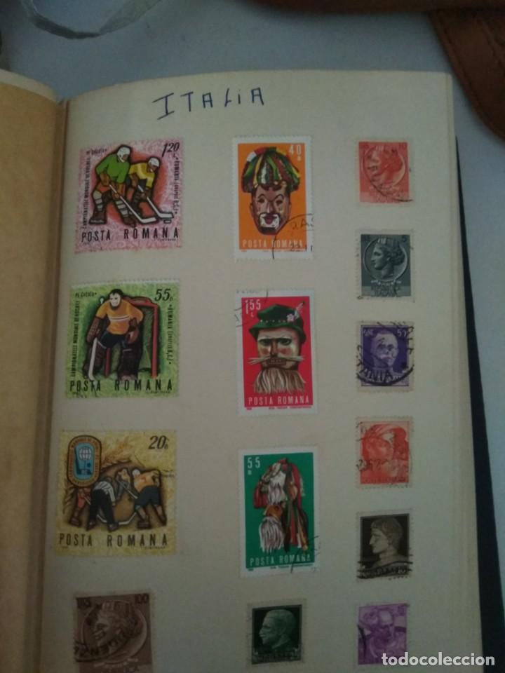 Sellos: Lote 200 sellos extranjeros antiguos. - Foto 4 - 146856178