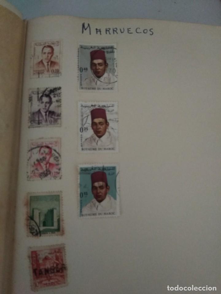 Sellos: Lote 200 sellos extranjeros antiguos. - Foto 5 - 146856178
