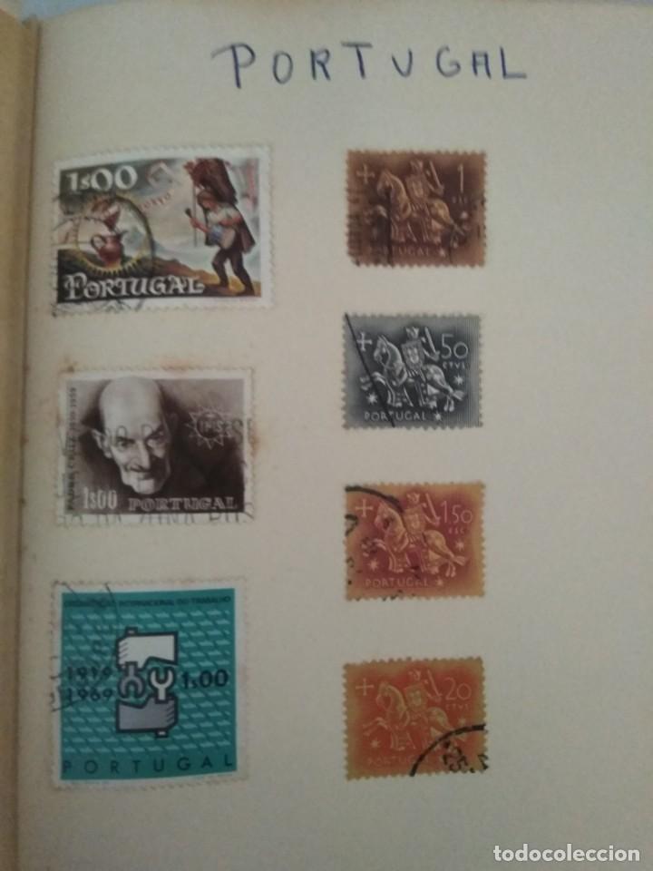Sellos: Lote 200 sellos extranjeros antiguos. - Foto 6 - 146856178