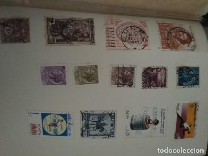 Sellos: Lote 200 sellos extranjeros antiguos. - Foto 7 - 146856178