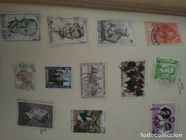 Sellos: Lote 200 sellos extranjeros antiguos. - Foto 9 - 146856178