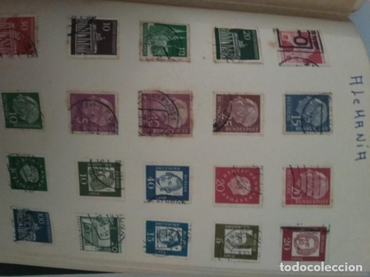 Sellos: Lote 200 sellos extranjeros antiguos. - Foto 10 - 146856178