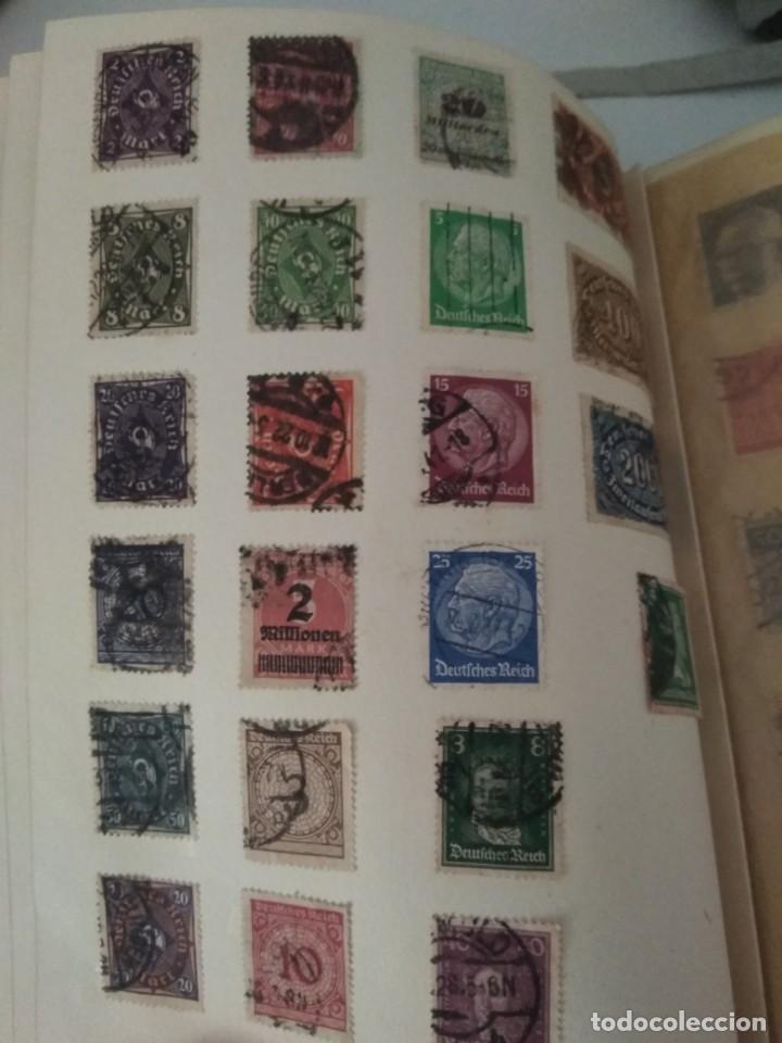 Sellos: Lote 200 sellos extranjeros antiguos. - Foto 11 - 146856178
