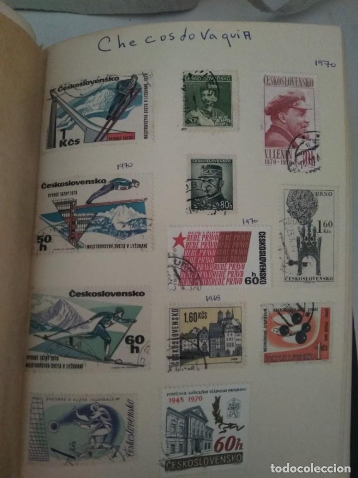 Sellos: Lote 200 sellos extranjeros antiguos. - Foto 12 - 146856178