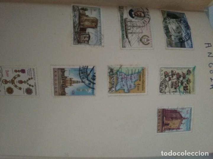 Sellos: Lote 200 sellos extranjeros antiguos. - Foto 13 - 146856178