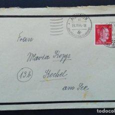 Sellos: SOBRE CIRCULADO ALEMANIA TERCER REICH 1944. Lote 147322250