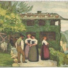 Sellos: SUIZA ENTERO POSTAL 1913 FIESTA NACIONAL LUCHA TUBERCULOSIS . Lote 183417520