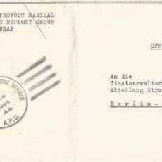 Sellos: ALEMANIA ESTADOS UNIDOS CORREO MILITAR LANDSTUHL 1964 FIELDPOST APO AIR FORCE. Lote 187378900