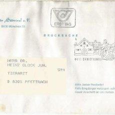 Francobolli: AUSTRIA CHRISTKINDL 1981 NAVIDAD CHRISTMAS . Lote 193383173