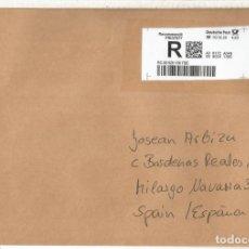 Sellos: ALEMANIA CC CERTIFICADA ATM LABEL REGISTERED QR CODE. Lote 194991992