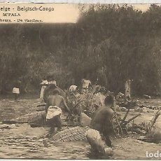 Sellos: CONGO BELGA ENTERO POSTAL PESCA FISHING FISH. Lote 195223953