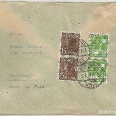 Sellos: ALEMANIA OCUPACION DORTMUND 1946. Lote 199200857