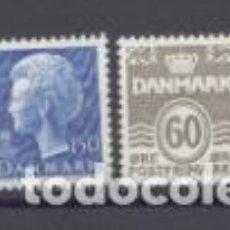 Sellos: DINAMARCA 1978. YBERT 657-60 **. Lote 199363576