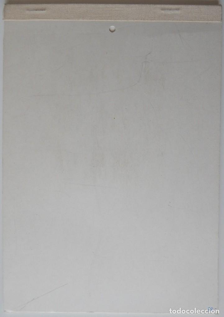 Sellos: Calendario filatélico Alemania 1986 / Briefmarken Kalender 1986 - VEB Philatelie Wermsdorf - Foto 3 - 202078157
