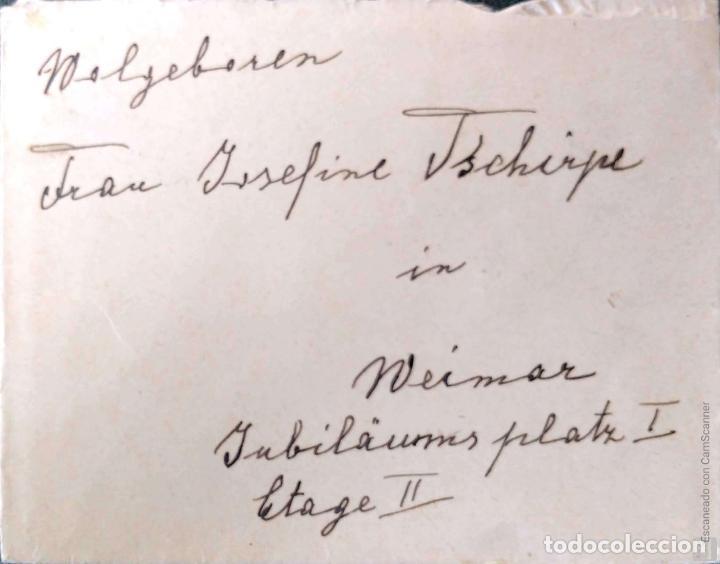 Sellos: Hungría. 5 Tarjetas Postales mataselladas/Sobres circulados. Ref: V136. Ver fotos del lote - Foto 5 - 206287606