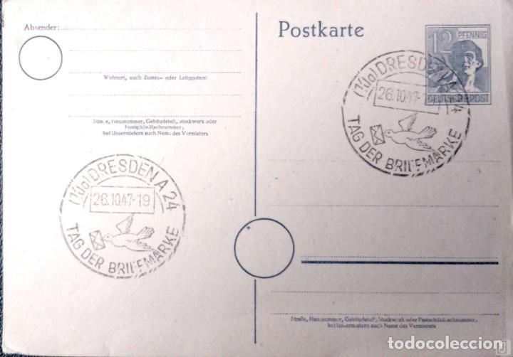 Sellos: Alemania. 5 Sobres circulados/Matasello Primer Día/Tarjeta. Ref: V138. Ver fotos del lote - Foto 4 - 206289353