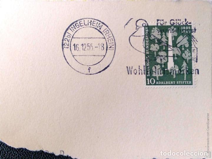 Sellos: Alemania. 5 Sobres circulados/Matasello Primer Día/Tarjeta. Ref: V138. Ver fotos del lote - Foto 5 - 206289353