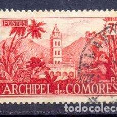 Sellos: COMORES,USADO. Lote 209677455