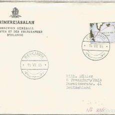 Sellos: ISLANDIA ISLAND ICELAND CC CABLE TELECOMUNICACIONES TELECOM TELEPHONE. Lote 209831668
