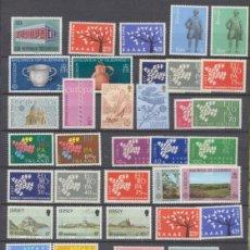 Sellos: SERIE EUROPA 19 SERIES: AUSTRIA 1969,GRECIA 1962 (2) IRLANDA 1962, 1980, BAILIWICK-GUERNSEY 1976 77,. Lote 210959080
