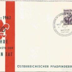 Sellos: AUSTRIA WIEN SCOUT. Lote 222864952