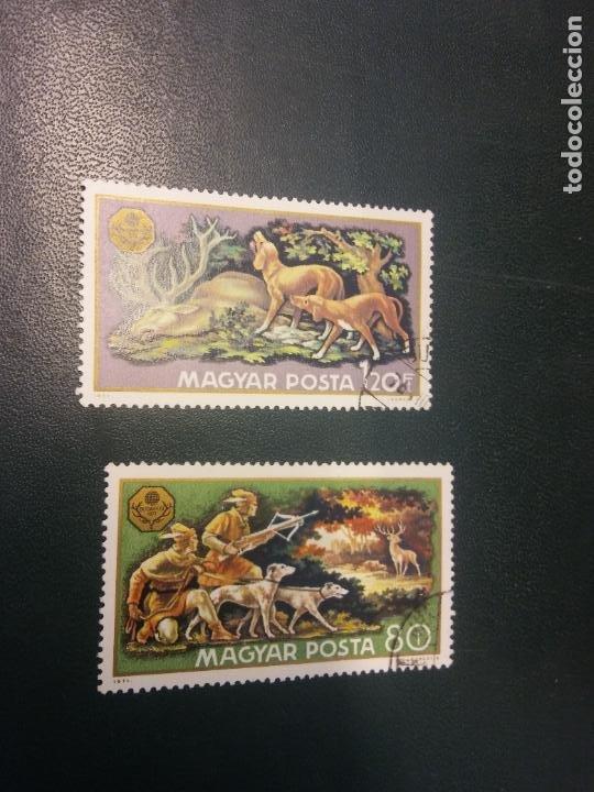 SELLOS. MAGYAR POSTA (Sellos - Historia Postal - Sellos otros paises)
