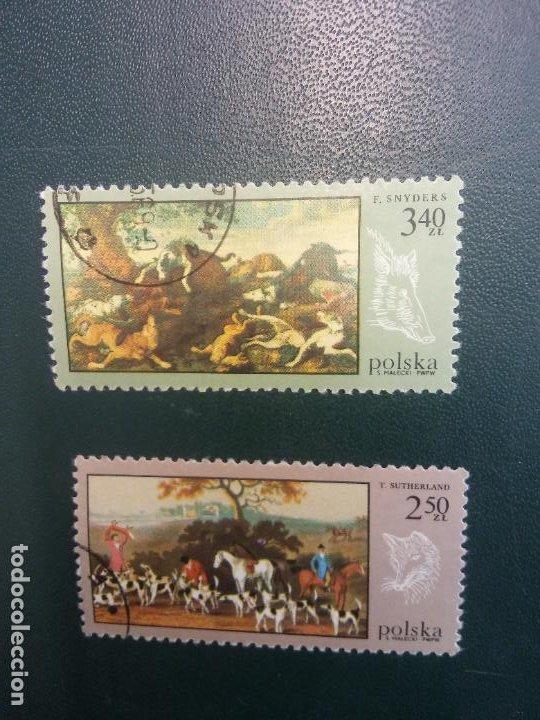SELLOS. POLSKA (Sellos - Historia Postal - Sellos otros paises)