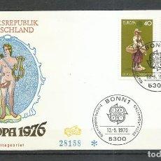 Sellos: SOBRE ALEMANIA FEDERAL - MICHEL 890/891. Lote 244195200