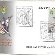 Sellos: EGIPTO EGYPT FDC 2004. Lote 246084030