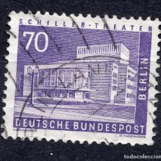 Sellos: BERLIN, STAMP, , 1956 , MICHEL 152. Lote 261571740