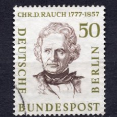 Sellos: BERLIN, STAMP, , 1957 , MICHEL 172. Lote 261571895