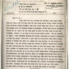Sellos: ESTADOS UNIDOS USA WW2 V-MAIL AIRGRAPH PHOTOGRAPHY CHENEYVILLE LOUSIANA. Lote 262054645