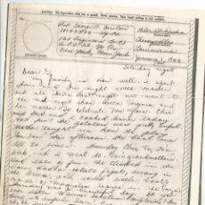 Sellos: ESTADOS UNIDOS USA WW2 V-MAIL AIRGRAPH PHOTOGRAPHY CHENEYVILLE LOUSIANA. Lote 262054905