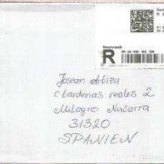 Sellos: ALEMANIA CC CERTIFICADA R LABEL QR CODE COMPUTER. Lote 263009695