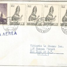 Sellos: VATICANO CC A USA SELLO PAPA POPE RELIGION. Lote 288138848