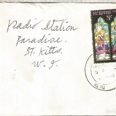 Sellos: ST KITTS NAVIDAD CHRISTMAS RELIGION. Lote 293201898