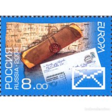 """Sellos: ⚡ DISCOUNT RUSSIA 2008 LETTER. RELEASE UNDER THE """"EUROPE"""" PROGRAM MNH - THE ENVELOPE. Lote 297355508"""