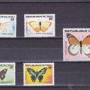 Sellos: MALI.1980.MARIPOSAS.Y.-392/395-A400.NUEVO.. Lote 54735785
