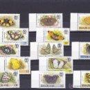 Sellos: SWAZILANDIA.1992.MARIPOSAS.Y. 512/524-.NUEVO.. Lote 54816660