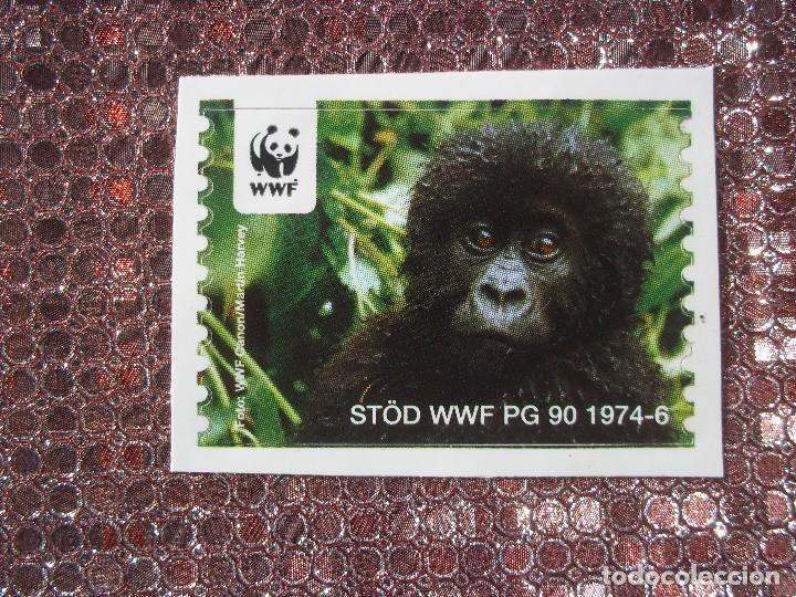 WWF MONO (Sellos - Temáticas - Fauna)
