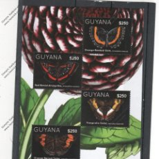 Sellos: GUYANA Nº (**). Lote 98864303