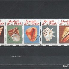 Timbres: MARSHALL Nº 224 AL 228 (**). Lote 106086955