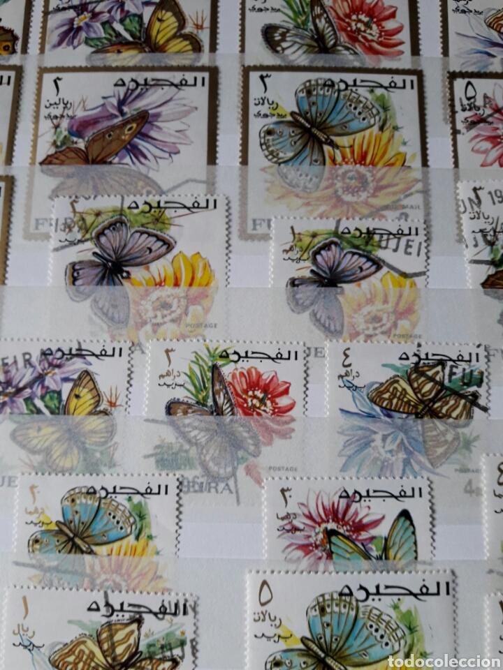 Sellos: Lote 30 Sellos Mariposas. Fujeira(Emiratos árabes) y hungría. Pregunta cualquier duda. - Foto 2 - 112316348