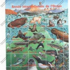 Timbres: NACIONES UNIDA ( GENOVA ) Nº 353 AL 364(**). Lote 126702388