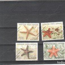 Sellos: PAPUA NUEVA GUINEA Nº 547 AL 550 (**). Lote 115271671