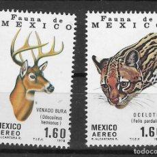 Sellos: MEXICO Nº 487 AL 488 (**). Lote 147084706