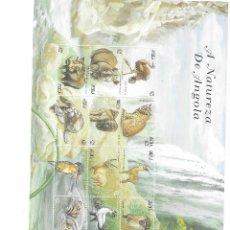 Sellos: ANGOLA Nº 1391 AL 1402 (**). Lote 152510902