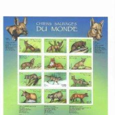 Sellos: R. D. CONGO Nº 1522CD AL 1522CQ (**). Lote 152511978