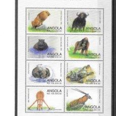 Sellos: ANGOLA Nº 1163 AL 1170 (**). Lote 152512358